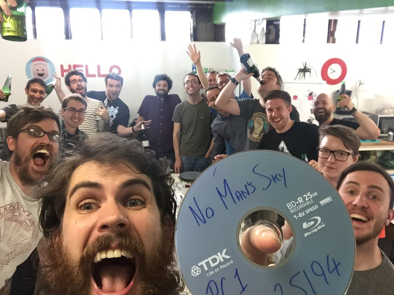 No Man's Sky Sean Murray does a AMA here's the round up