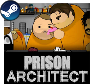 Giveaway for Prison Architect on Steam